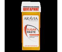 "Aravia Professional Aravia  Sugar Paste Natural Cartrdge Сахарная паста в картридже для шугаринга очень мягкой консистенции ""Натуральная"" 150 гр"