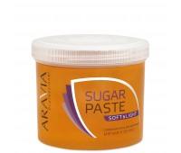 "Aravia Professional Aravia  Sugar Paste Soft&Light Сахарная паста для шугаринга мягкой консистенции ""Мягкая и лёгкая"" 750 гр"