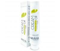 Aravia Professional Aravia Cream Oil Macadamia&Shea Крем-масло для рук с маслами макадамии и карите 100 мл