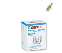 Gehwol Bath Salt - Соль для ванны с розмарином 10*25 гр