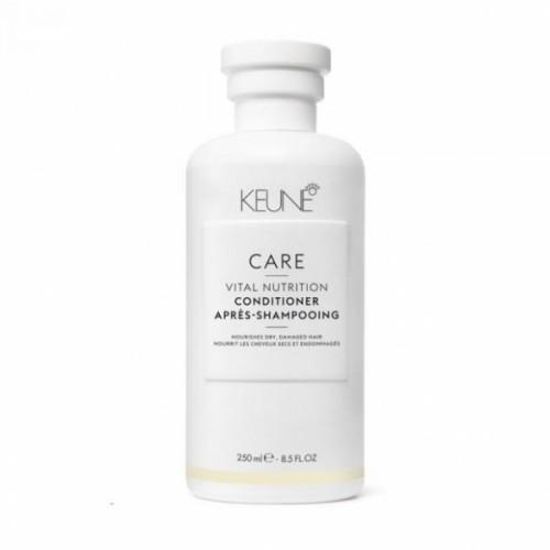 Keune, Care Line Vital Nutrition Conditioner - Смываемый кондиционер Основное Питание 250 мл