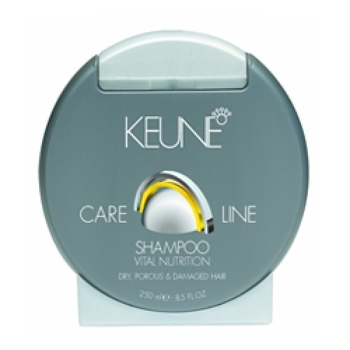 Keune, Care Line Vital Nutrition Shampoo - Шампунь Основное питание 250 мл