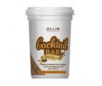 Ollin Professional, Cocktail Bar Chololate Крем-кондиционер для волос Шоколадный коктейль 500 мл