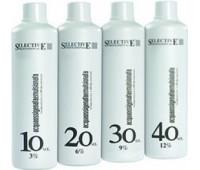 Selective Professional Оксигент для олигоминеральной крем-краски 3%,6%,9%,12% 1000 мл