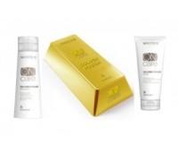 Selective Professional Selective  НАБОР GOLDEN POWER Набор включает «Золотистый шампунь для натуральных или окрашенных волос теплых светлых цветов» и «Золотистую маску для натуральных или окрашенных волос теплых светлых тонов 250 мл, 200 мл