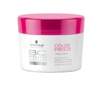 Schwarzkopf Professional, Schwarzkopf BC Bonacure Color Freeze Treatment - Маска Защита цвета для окрашенных волос 200 мл