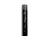 Schwarzkopf Professional, Schwarzkopf Silhouette Hairspray Super Hold - Безупречный лак для волос ультрасильной фиксации 500 мл
