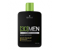 Schwarzkopf Professional, Schwarzkopf [3D]Mension Anti-Dandruff Shampoo - Шампунь против перхоти 250 мл