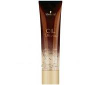 Schwarzkopf Oil Ultime Oil In Scrub - Масло-скраб для кожи головы с цветком лотоса, 250 мл