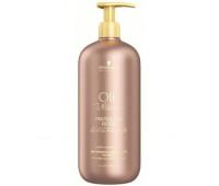 Schwarzkopf Oil Ultime light-Oil-in-Shampoo - Шампунь для тонких волос, 1000 мл