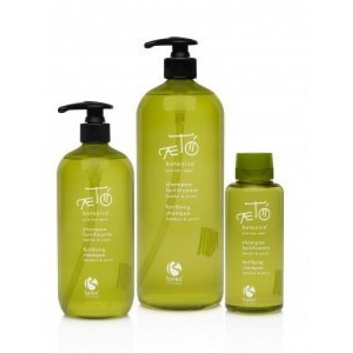 Barex Italiana Barex  млAETO Botanica Fortifying Shampoo Bamboo & Yucca Укрепляющий шампунь с экстрактом бамбука и юкки 500 мл