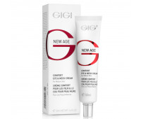 GIGI Cosmetic New Age Comfort Eye&Neck Cream - Крем-комфорт для век и шеи 50 мл