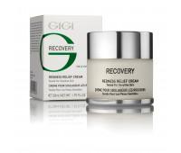 GIGI Cosmetic Recovery Redness Relief Cream Sens - Крем успокаивающий от покраснений и отечности 50 мл