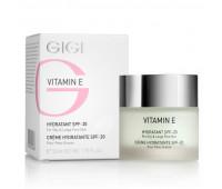 GIGI Cosmetic Vitamin E Moisturizer For Oily Skin - Крем увлажняющий для жирной кожи 50 мл