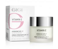 GIGI Cosmetic Vitamin E Moisturizer For Dry Skin - Крем увлажняющий для сухой кожи 50 мл