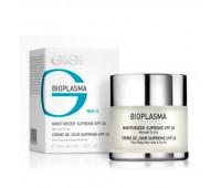 GIGI Cosmetic Bioplasma Moist Supreme SPF 17 - Крем увлажняющий для жирной кожи с SPF 17, 50 мл