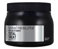 Matrix Total Results Pro Solutionist Total Treat Deep Cream Mask - Крем-маска для глубокого ухода за волосами 500 мл