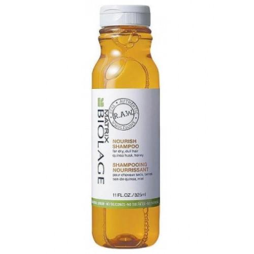 Matrix Biolage R.A.W Nourish Shampoo - Шампунь питающий с медом и киноа 325 мл