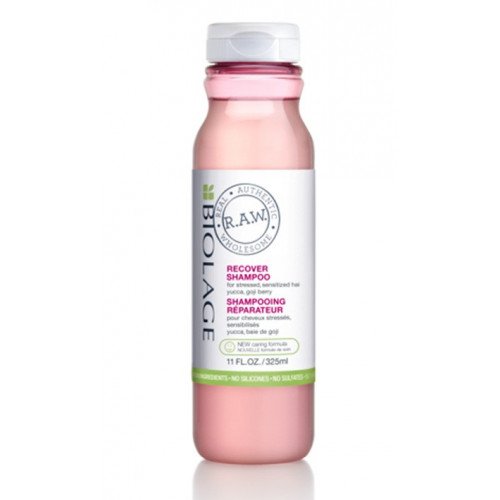 Matrix Biolage R.A.W. Recover Shampoo - Шампунь для восстановления чувствительных и поврежденных волос 325 мл