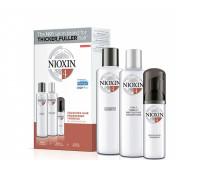 Nioxin Starter Kit System 4 - Набор (Система 4) 300мл+300мл+100 мл