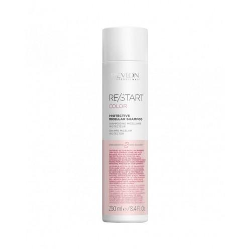 Revlon Professional ReStart Color Protective Micellar shampoo - Мицеллярный шампунь для окрашенных волос 250 мл