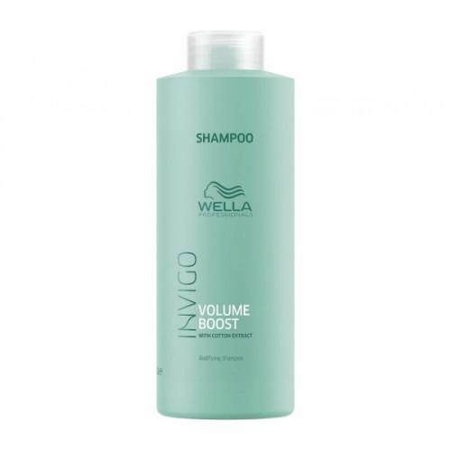 Wella Invigo Volume Boost - Шампунь для придания объема 1000 мл