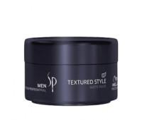 Wella SP Men Textured Style - Паста для укладки с матовым эффектом 75 мл