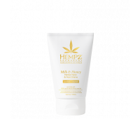 Hempz Milk & Honey Herbal Hand And Foot Crème - Крем для рук и ног Молоко и Мёд 100 мл