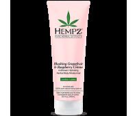 Hempz Hair Care Blushing Grapefruit Raspberry Creme In Shower - Кондиционер для душа Грейпфрут и Малина 250 мл