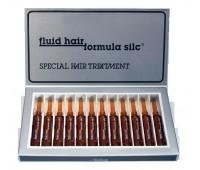 WT-Methode - Placen Formula WT-Methode Fluid hair formula silc /Флюид Хаир Формула Силк 12*10 мл